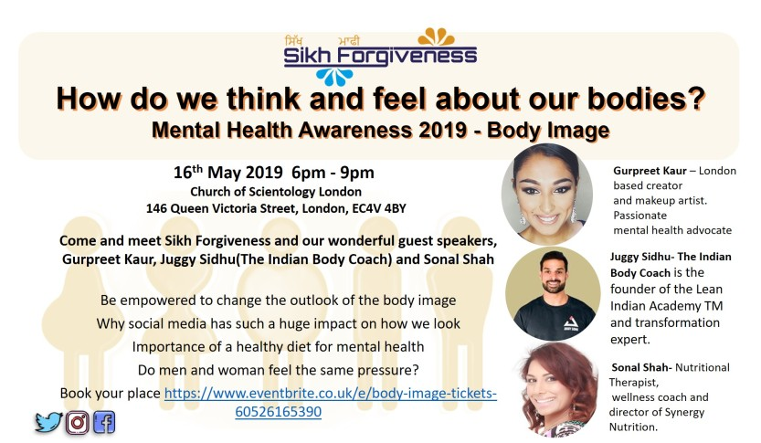 16th May Body Image